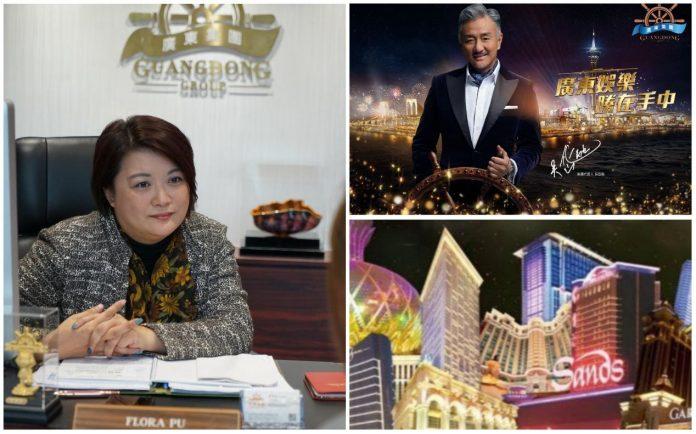 廣東集團行政總裁蒲慎珍借拉城成功法則戰勝對手