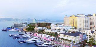 漁人碼頭決定改以60米高度申請興建新酒店