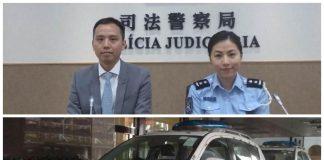 湖北漢夥女同鄉疑販冰毒予賭場活躍人士被司警拘捕