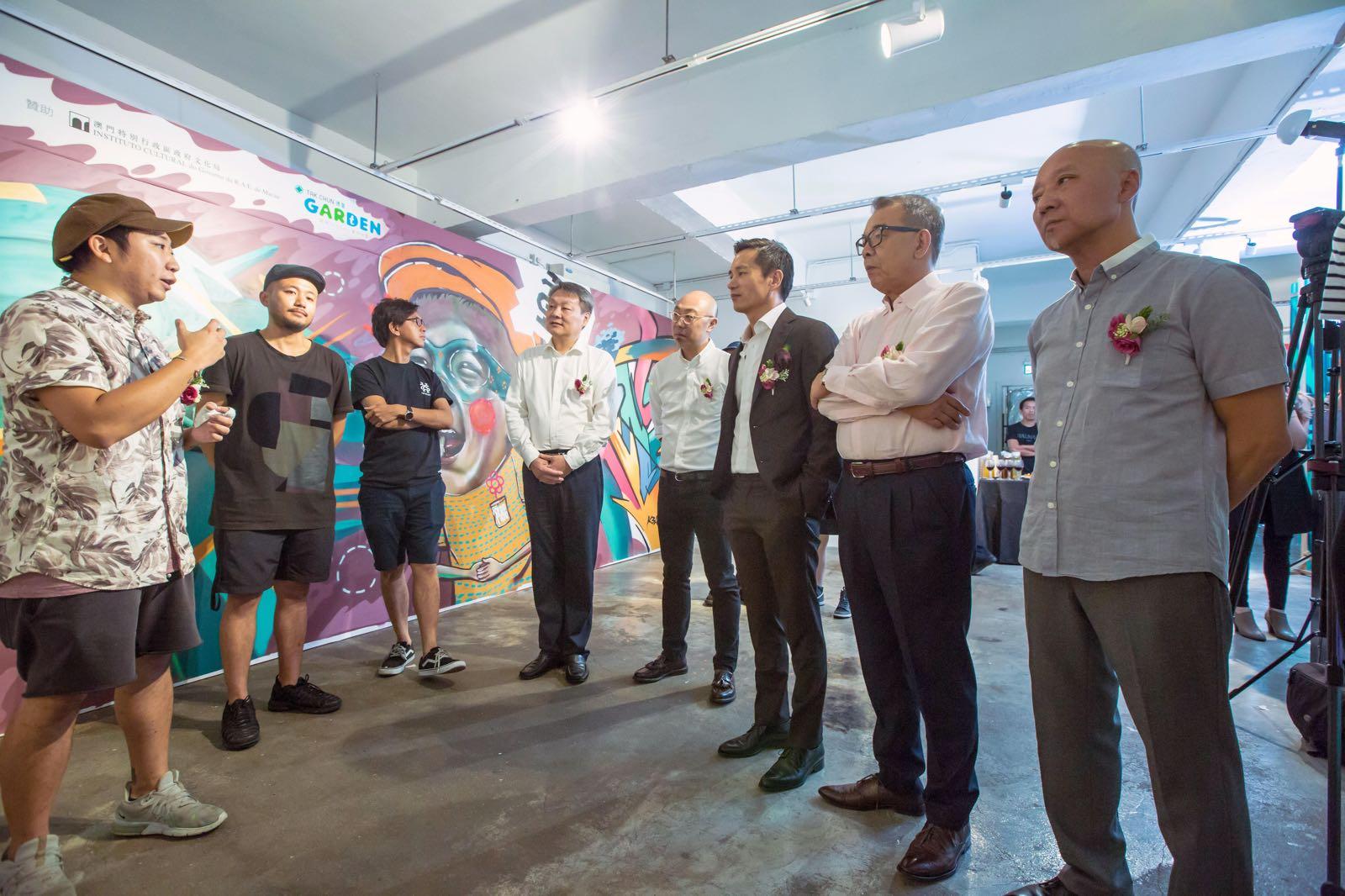德晉藝術花園將不定期舉辦各類型的藝術展覽