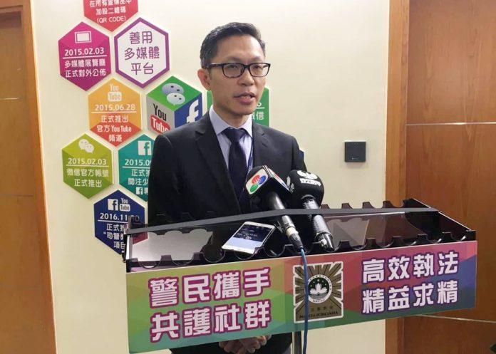 薛仲明指當局主動打擊涉及賭場和周邊範圍的不法活動初見成效