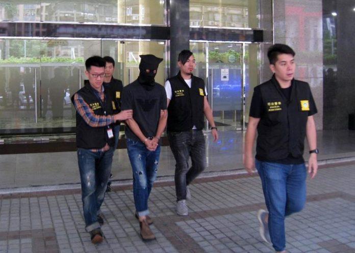 內地男子涉當街搶劫遭送檢處理