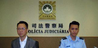 越傭兼職操作偽基站被司警移送檢察院偵辦