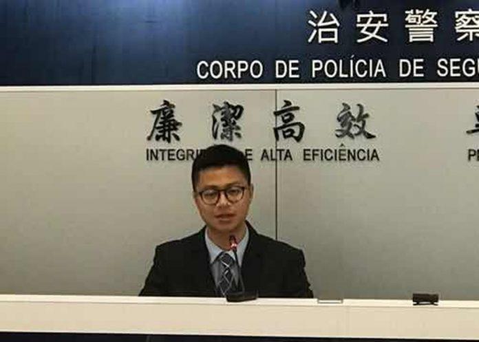 內地漢涉相當巨額詐騙被司警送檢偵辦