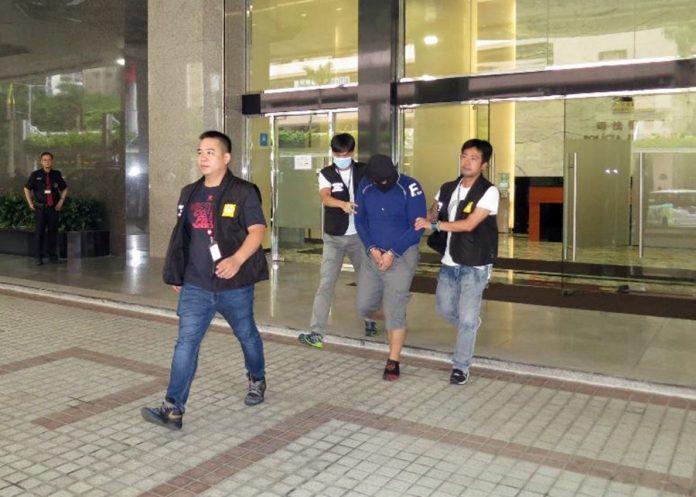 被捕南韓男子涉加重盜竊被移交檢察院處理