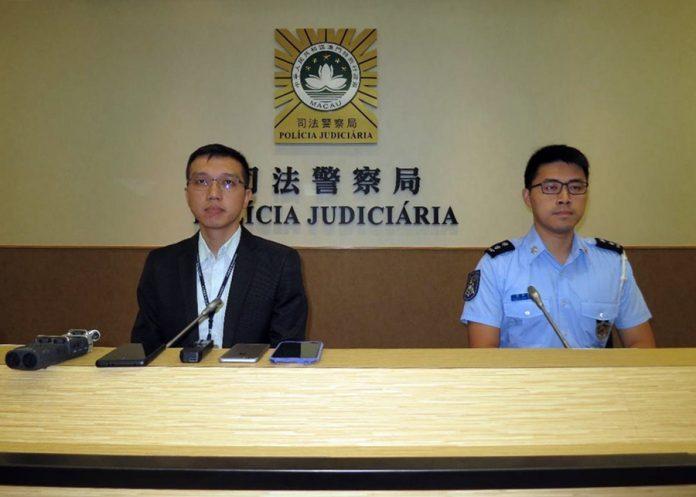 四名被捕換錢黨同涉詐騙被司警移交檢察院處理