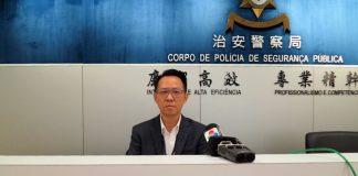 被捕內地男子涉詐騙被司警移交檢察院處理