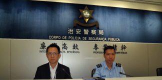 澳門司警日來兩度拘捕涉案韓男