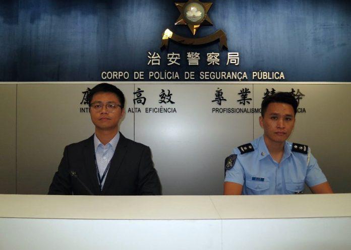 內地男子涉詐騙及誣告被司警移交檢察院處理