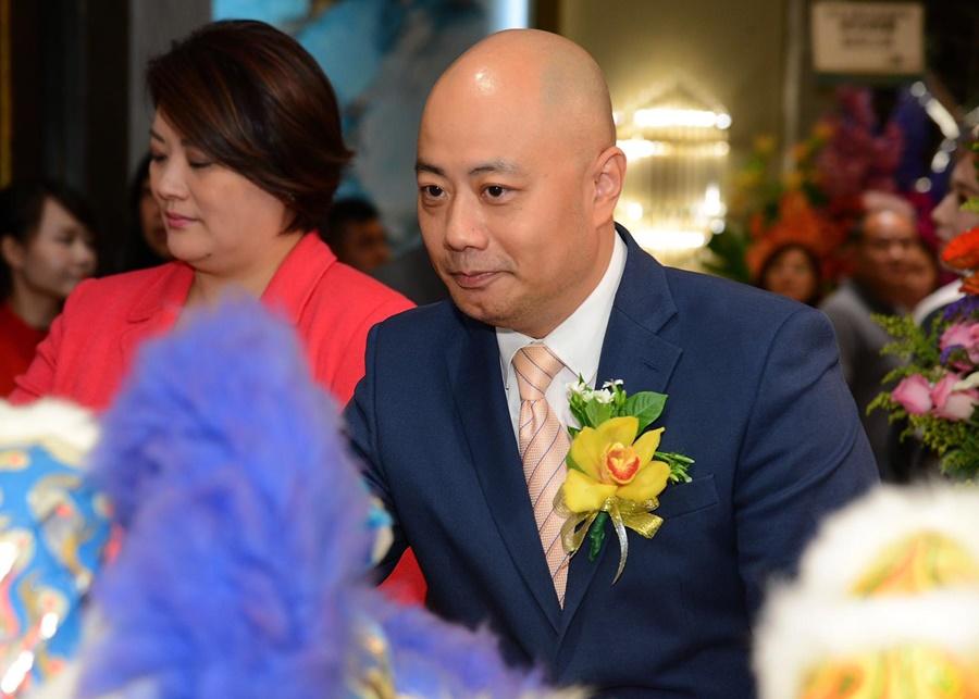 廣東集團營運總裁姚思銘相信集團生意可更上一層樓