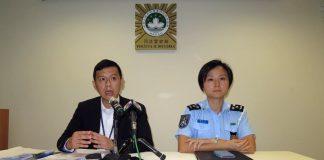 被捕30人分別涉詐騙及偽造文件被司警移交檢察院處理