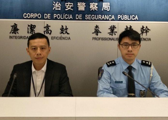 被捕韓男涉加重盜竊被司警移交檢察院處理