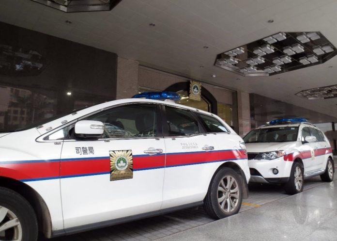 被捕內地漢涉詐騙換錢黨被司警移送檢察院偵訊