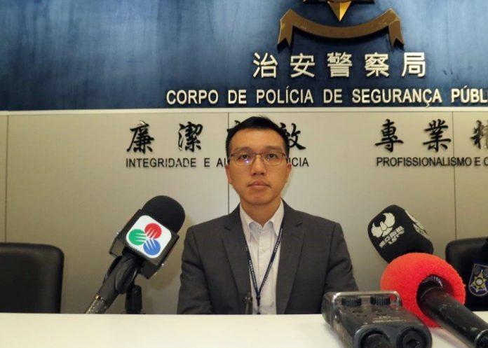 兩內地漢涉加重詐騙被司警移交檢察院處理