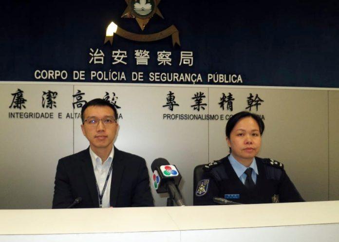 女換錢黨涉將假貨幣轉手被司警移送檢察院偵訊