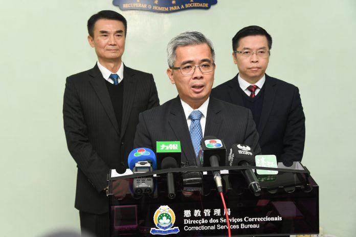 黃少澤稱警方已加強賭場周邊執法巡查開槍警員已返回前線崗位
