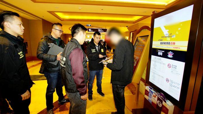 司警持續冬防巡查10人涉黑兌被帶走