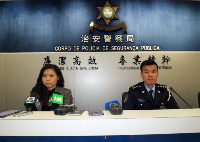 兩名內地扒仔涉加重盜竊及偽造文件罪被司警拘捕