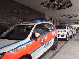 被捕三名內地漢涉行使假籌碼被司警送檢偵辦