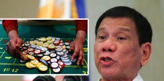 菲律賓全國停發新賭牌 總統杜特爾特暫無意撤銷「限賭牌令」