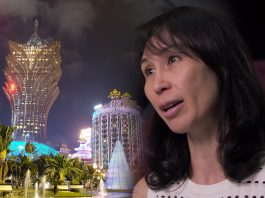 澳博主席何超鳳首表態撐二房霍氏聯盟提升競爭力增競賭牌優勢