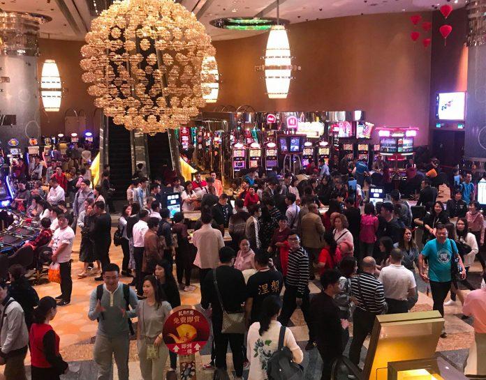 豪賭客持續上升帶動二月賭收強勁 券商料按年升2%至10%