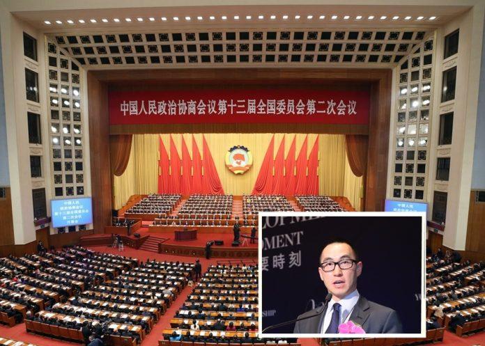 全國政協會議北京開幕 何猷龍:正思考大灣區內發展非博彩元素