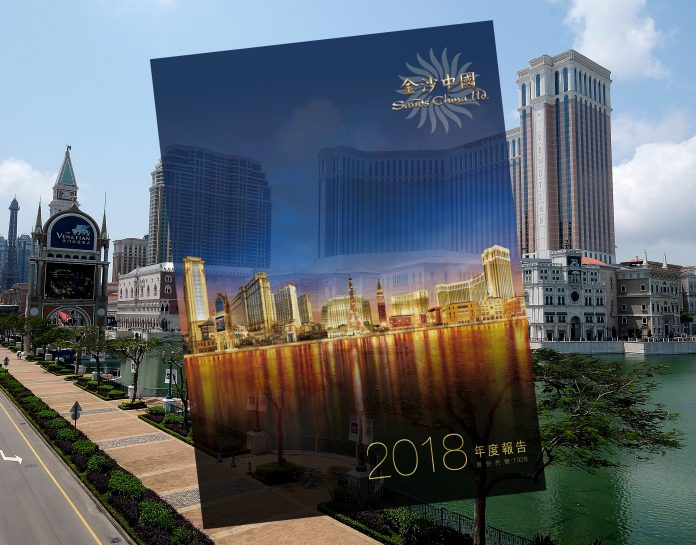 金沙中國發表年報 艾德森稱未來3年投資173億發展倫敦人及新增6百套房