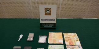再有港青為揾快錢當爛頭蟀 向賭客散貨可卡因後被司警拘捕