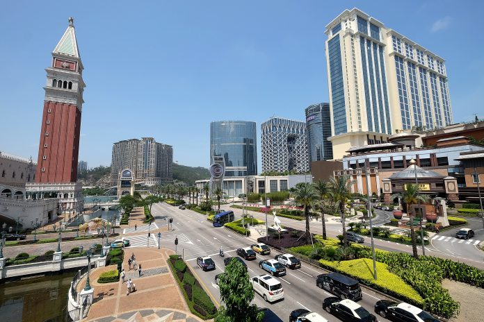 五一黃金周將至澳門8成五星酒店幾近爆滿 文綺華料旅客量增2成
