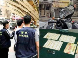韓男喪輸數十萬砸18車發洩 爆當舖飾櫃搶金鏈典當再賭被捕