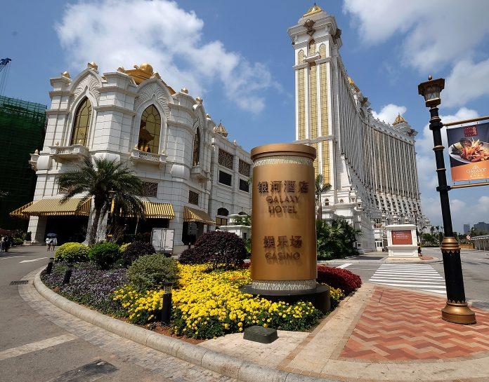 首季賭場違法吸煙446宗 全澳168黑點銀河娛樂場港澳碼頭有份