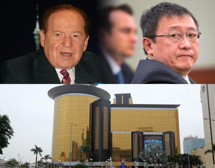 孫志達助奪澳門賭牌索償案結束 金沙被指賠9,600萬美元和解