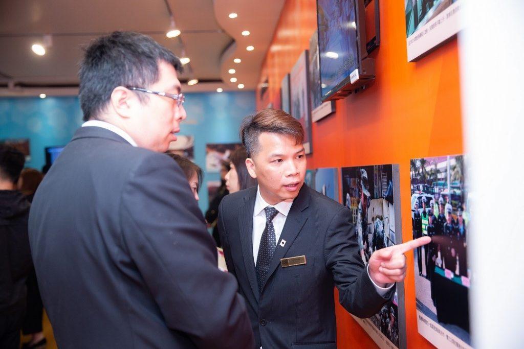 金沙中國組織團隊參觀國家安全教育展 冀增強國安認識
