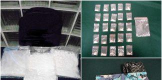 香港海關個半月內連破11宗港澳跨境販毒 拘12人包括17歲學生