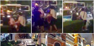 路氹城四內地漢遇襲捱斬一死三傷 警列兇殺案追查