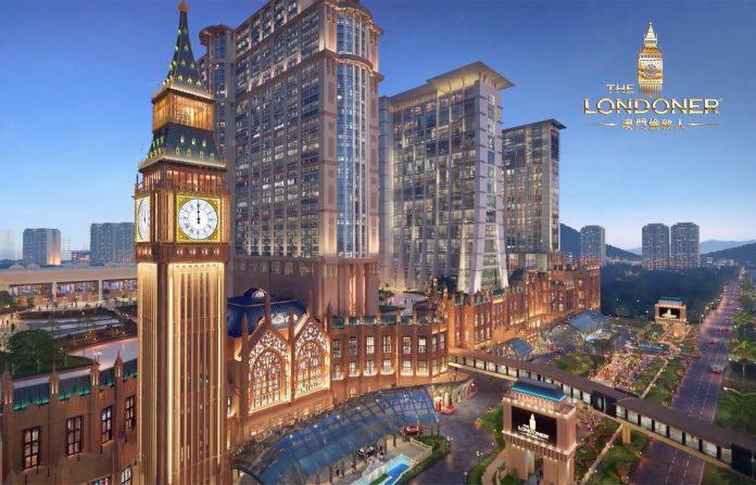 花旗引述金沙中國管理層消息 料倫敦人工程將影響金沙城營運