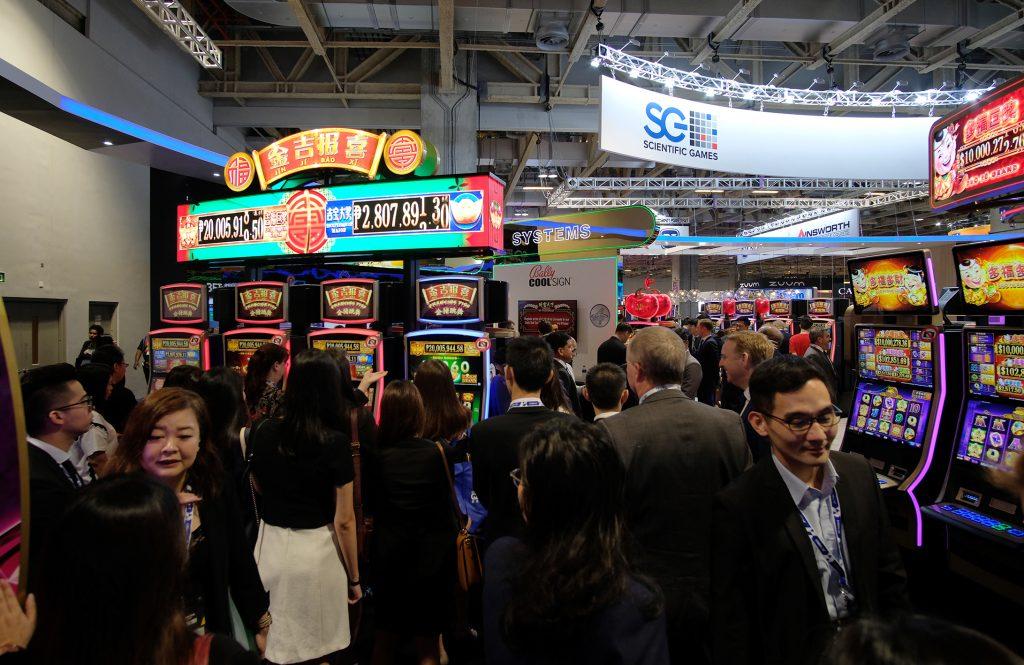 第13屆G2E Asia今起一連三天澳門舉行 近200家展商規模歷來最大