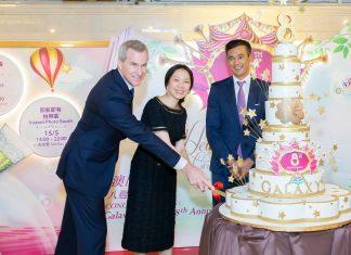 銀娛舉辦多元活動 與員工共度澳門銀河及百老匯周年慶
