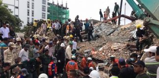 柬埔寨西港塌樓釀28死26傷 中企無牌施工4人被捕省長引咎下台