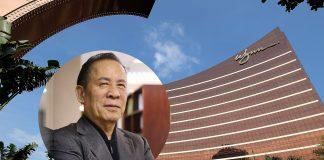 岡田和生要求解散永利澳門及索賠82億元案 澳門中院駁回上訴