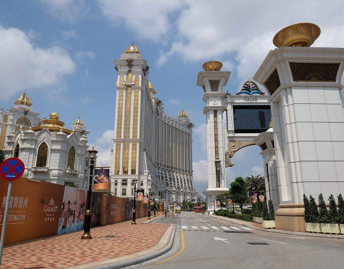 銀娛斥資15億 翻新旗下多間酒店及賭場設施