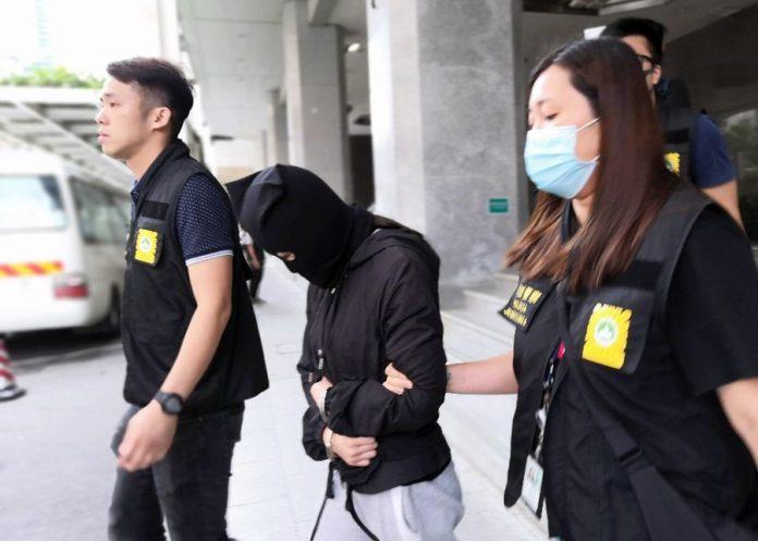 涉開戶助港毒販漂白逾31萬毒資 賭廳女公關涉吸販毒洗黑錢被捕