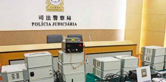 偽基站猖獗澳門擬修法定為犯罪 若涉不法賭博最高可判5年徒刑