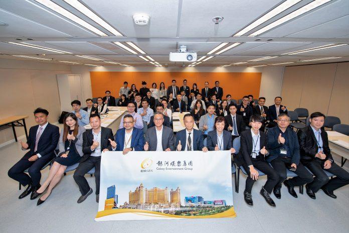 銀娛與司警合辦防罪工作坊 促警民合作維護澳門城市安全