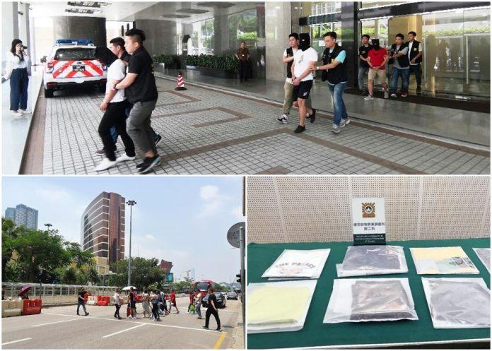 兩賭客新口岸賭場附近過馬路被竊近13萬 警破廣西扒手黨拘3人