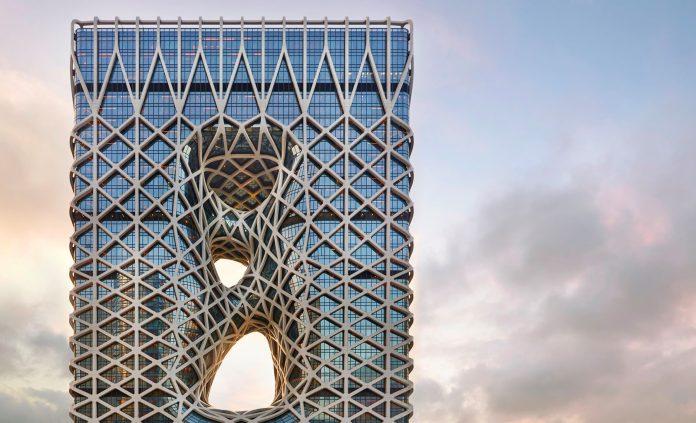 摩珀斯再奪設計殊榮 新濠將續與頂尖建築師合作提升酒店業水平