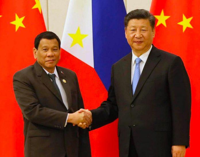 菲總統杜特爾特擬月內訪華 外媒指將與習近平談及跨境賭博問題