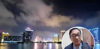 中美貿戰加上香港局勢持續動盪 蘇文欣指澳門賭業難免受影響