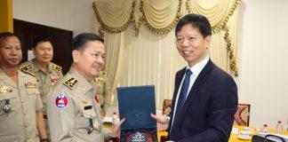 中柬警方加強合作 打擊非法網博等罪行